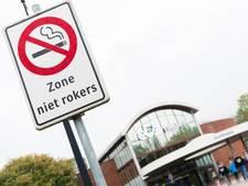 Uitslag poll: roken voor Albert Schweitzer ziekenhuis verbieden