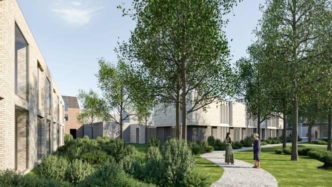 """Nieuwe woonwijk in de steigers: """"Plannen voor  6 eengezinswoningen, 12 gestapelde woningen en 3 gebouwen met laagbouw appartementen"""""""