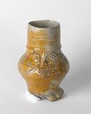 Puntneuskan gevonden in de Biezelingse Ham. Aankoop 1930. Zeeuws Museum G3462