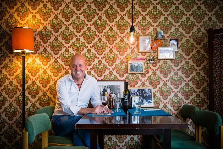 Peter Vereecke opent een pop-uprestaurant in zijn woonkamer.