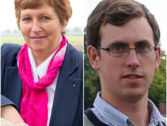 Christine Vandewaetere en Steven Demeulenaere (Samenplus) verlaten Ardooise gemeenteraad