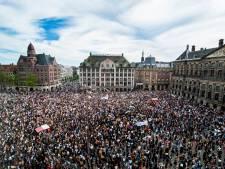 Betogers Black Lives Matter opnieuw de straat op in Amsterdam