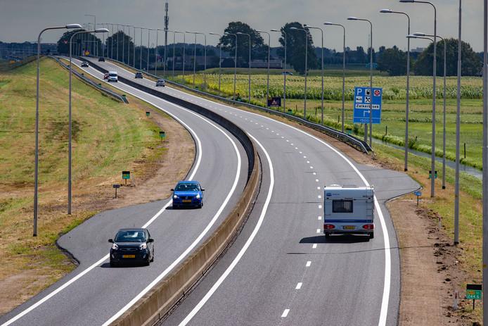 N50 tussen Kampen en Hattemerbroek gaat begin september dicht. Ditmaal vanwege onderhoudswerkzaamheden.