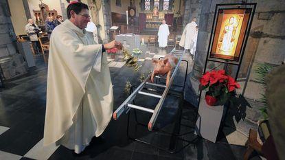 Bisschop woont 25ste editie Sint-Antoniusfeesten bij