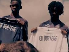 """""""In Youth We Trust"""": Anderlecht fait signer un premier contrat professionnel aux jumeaux Agyei"""