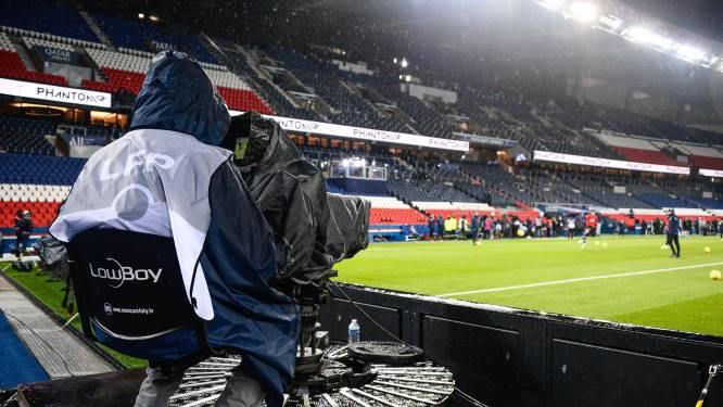 Belgische clubs gewaarschuwd: Franse tv-rechtenhouder kan contract niet meer betalen. Kan dat ook bij ons gebeuren?
