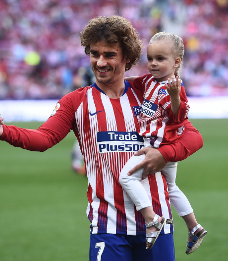Griezmann vertrekt deze zomer alsnog bij Atlético Madrid