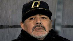 """Maradona haalt uit na nieuwe opdoffer Messi en co: """"Dit team verdient het Argentijnse shirt niet"""""""