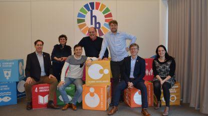 Stad Harelbeke aangeduid als SDG Voice