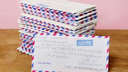 Het bizarre verhaal van de Japanner die al decennialang dezelfde brief schrijft aan een Nederlands hotel