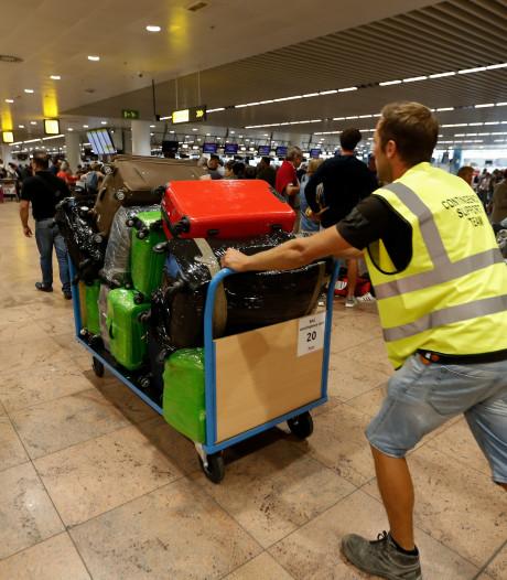 Test Achats à la rescousse des passagers dont les bagages ont été bloqués à Brussels Airport