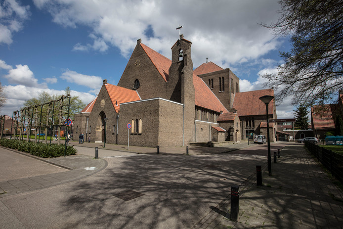 De St. Jozefkerk in Geldrop.