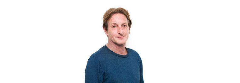 Sander Donkers. Beeld