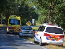 Man gewond bij eenzijdig ongeluk in Vorden