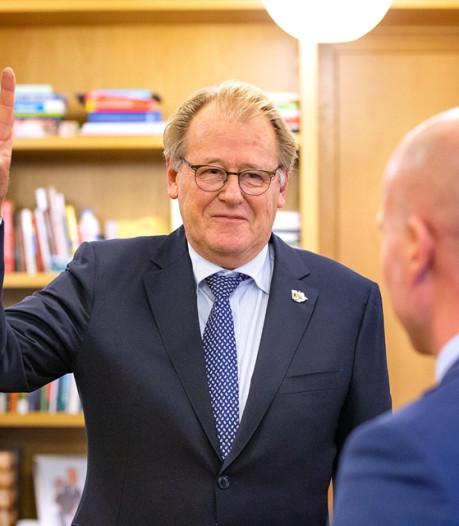 Jaap Smit blijft nog zes jaar Commissaris van de Koning van Zuid-Holland