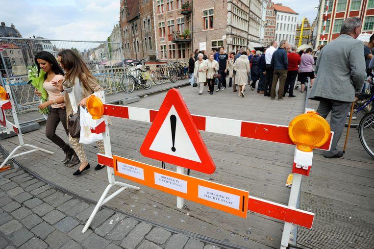 Beeld ter illustratie. Enige signalisatie was op zijn plaats geweest vindt Van Dingenen.