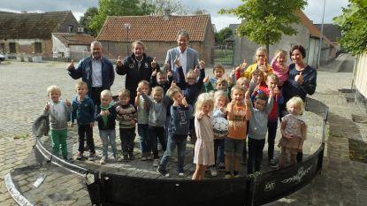 Wontergem heeft eerste pannaveld