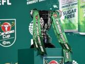 Loting League Cup in China om 4 uur 's nachts Engelse tijd