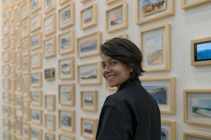 De Colombiaanse Juliana Rios wordt de eerste artist in residence in Esbeek. Ze gaat drie maanden in het dorp wonen en werken.