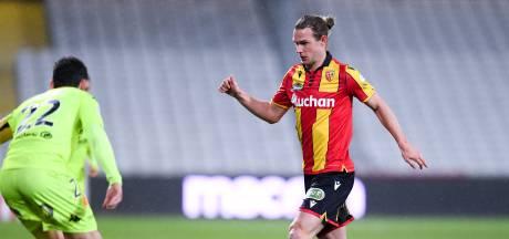 Guillaume Gillet arrive au Sporting de Charleroi