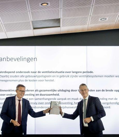Ventilatie van honderden schoolgebouwen niet op orde, kabinet trekt 360 miljoen euro uit