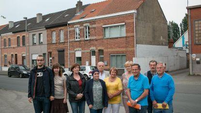 Burgerbeweging tegen bouwhonger in stad
