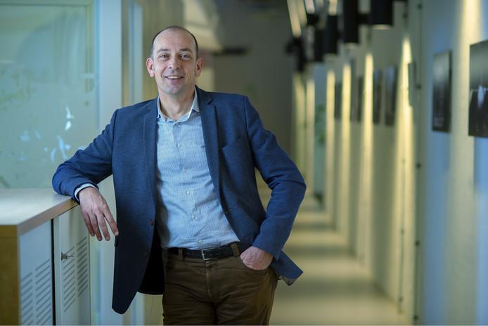 Wonion-directeur Gerrolt Ooijman.