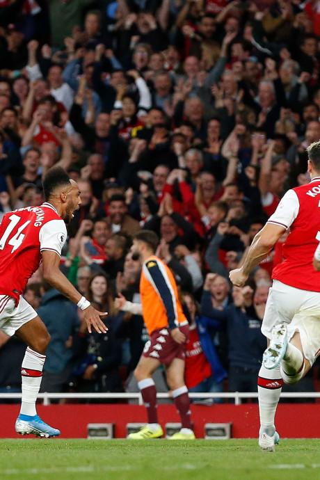 Arsenal renversant, Manchester United déprimant