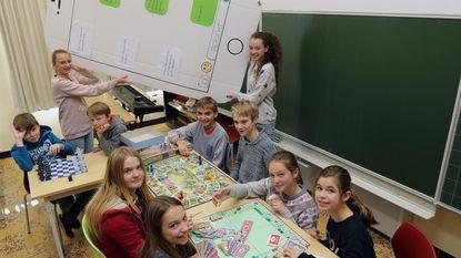 Gsm-loze dagen in school Oosterwijk