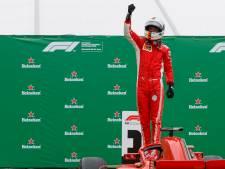 Vettel over saaie race: Op WK voetbal zal ook niet alles spannend zijn