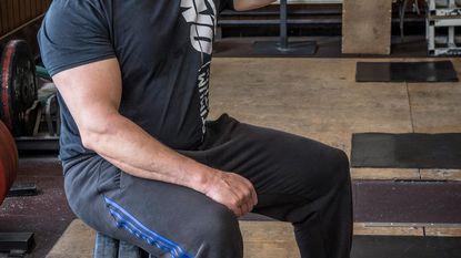 Beny strijdt voor titel op WK Deadlift