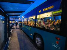 Schooljaar begint met extra bussen op lijn 141 naar Kampen