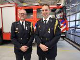Duo vrijwillige brandweer Son en Breugel krijgt alsnog lintje