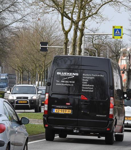 Tweespalt in Sint Hubert over verkeer N264