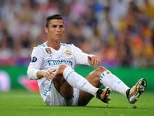 Cristiano Ronaldo na schorsing terug bij Real Madrid