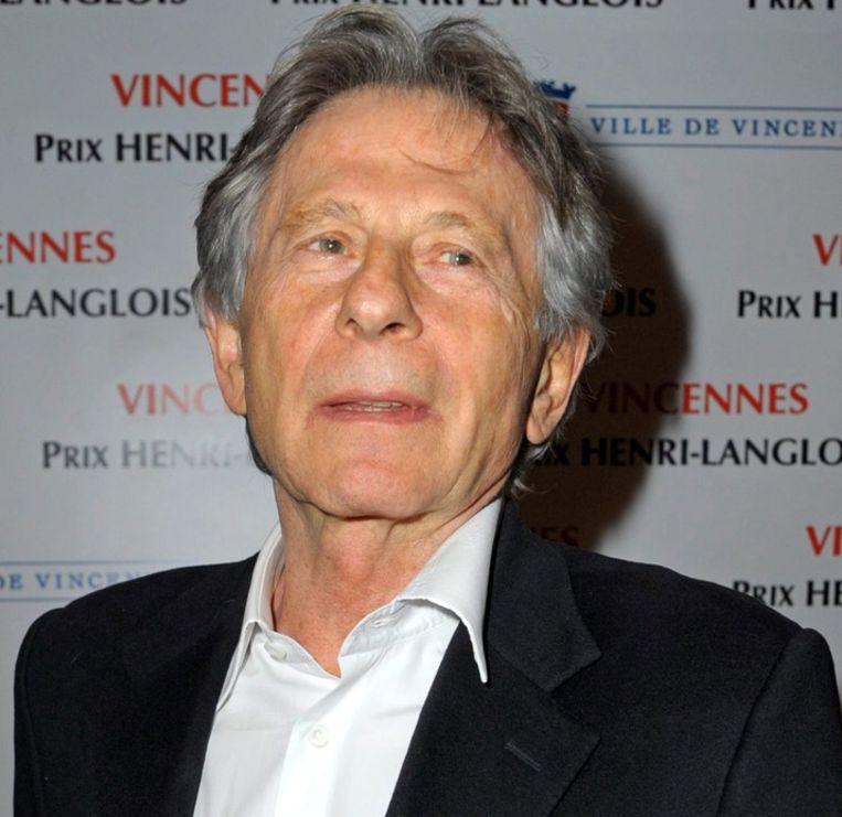 De Poolse-Franse acteur en regisseur Roman Polanski. © EPA Beeld