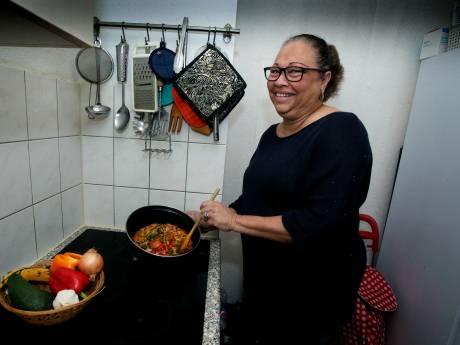 Voor Vicky is eten een feestje: 'Veel te lekker om niet van te genieten'
