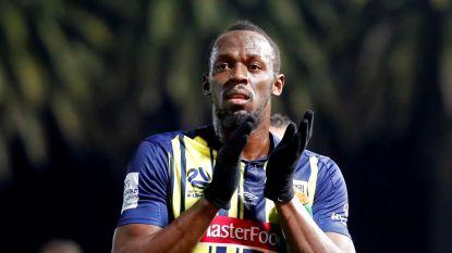 Ook Maltese kampioen Valletta FC maakt Usain Bolt het hof