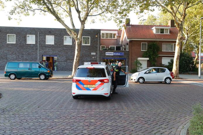Gewapende overval op drankenhandel in Eindhoven.
