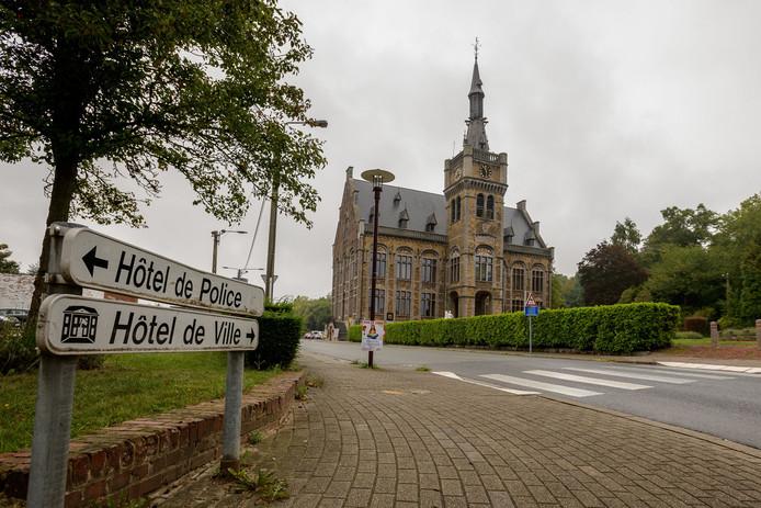 Hôtel de Ville de Courcelles