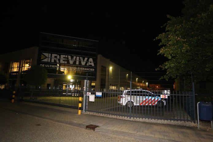 Gewapende overval aan De Tweeling in Den Bosch