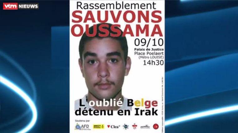 """""""Laat ons Oussama redden, de vergeten Belg in Irak."""""""