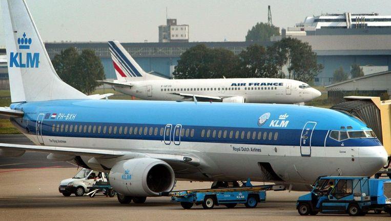 KLM. Beeld anp