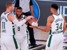 Milwaukee Bucks in slotfase langs Miami Heat