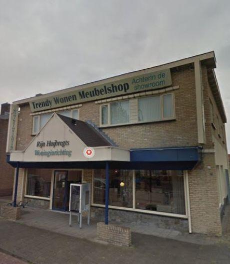 Appartementen op plek meubelzaak Rijn Huijbregts