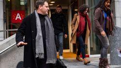 Sp.a onderhandelt voorlopig verder met N-VA en Open Vld in Antwerpen