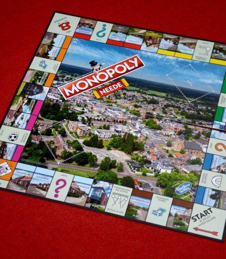 Ga verder naar de Borculoseweg: Needse 'Kalverstraat' op eigen Monopoly