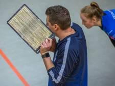 Regio Zwolle Volleybal meldt zich met zege aan de kop van de eredivisie
