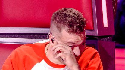 Gers in tranen! Eerste battles in 'The Voice Kids' missen hun effect niet