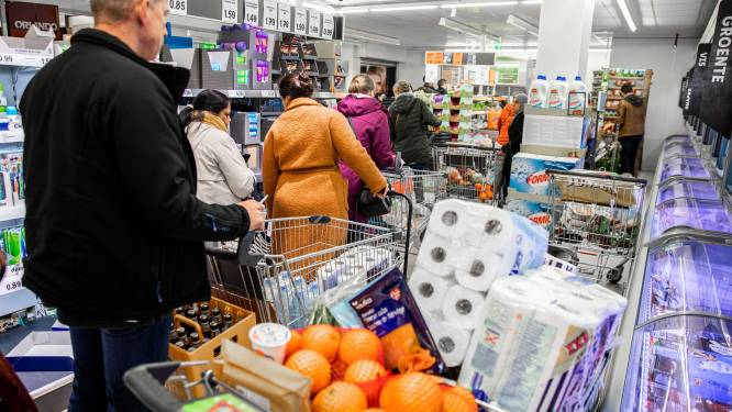 Supermarkten bereiden zich voor op extra eindejaarsdrukte
